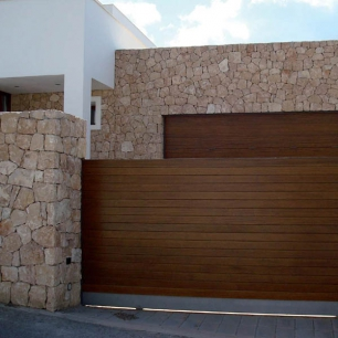 Wall Cladding: Palladiana Gold
