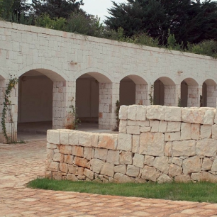 Walls and Arches: Tango Goffrata