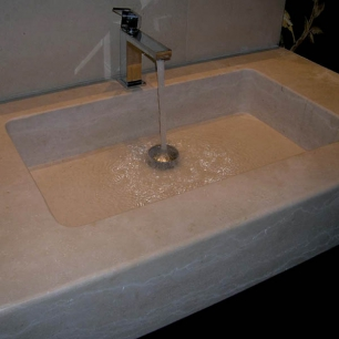 Washbasin: Murgiano Silk