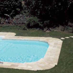 """Pool Coping: Genius """"Water"""" Egnatia"""